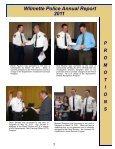 2011 Annual Report - Village of Wilmette - Page 7