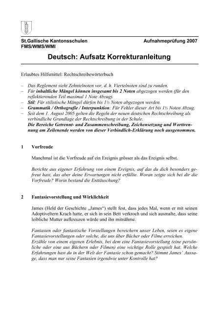 Deutsch aufsatz fantasie word 2010 inhaltsverzeichnis formatieren