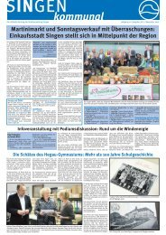 Wochenblatt Singen 07.11.12 - BUND Konstanz