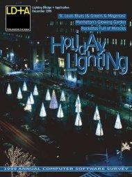 Manhattan's Glowing Garden St. Louis Blues - Illuminating ...