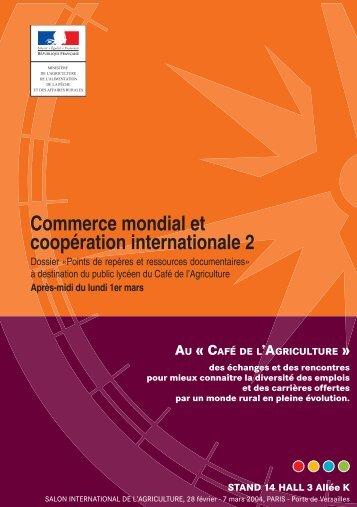 """Guide """"Ethique et commerce international"""" - Mission d'animation des ..."""
