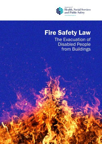 Fire Safety Law - The Evacuation of Disabled People from Buildings