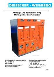 MINEX-C_12-24kV_D_FR_03-2013.pdf - Driescher • Wegberg