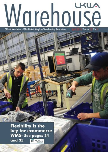 warehouse - United Kingdom Warehousing Association