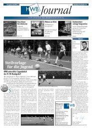 PDF HWB-Journal Juli 1999 - h e n n i g s d o r f . d e