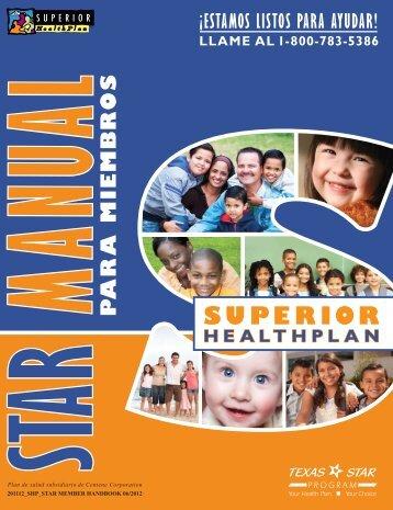recibir atención médica - Superior HealthPlan