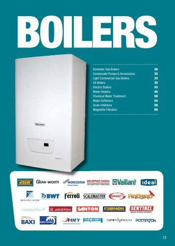 Boilers - City Plumbing Supplies