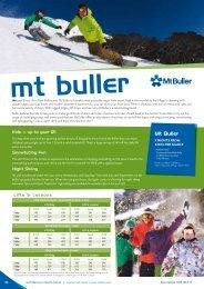 Mt Buller - Australian Alpine Resorts