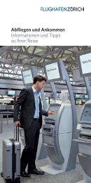 Abfliegen und Ankommen Informationen und Tipps zu Ihrer Reise