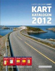 Kartkatalogen 2012 - Cappelen Damm