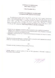 Uchwała Nr XXII/150/12 z dnia 29 grudnia 2012 r w sprawie wzoru ...