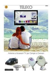 Download Catalogo Teleco Camper (pdf) - Telecogroup