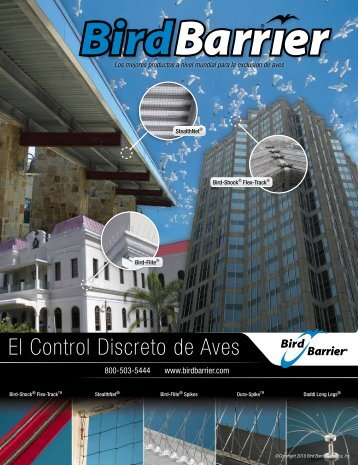 Descargar folleto de productos en PDF - Matabichos Control de ...