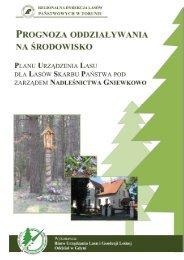 str -1 - Państwowe Gospodarstwo Leśne LASY PAŃSTWOWE