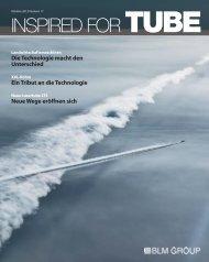 Issue n. 17 - Oktober 2012Download pdf - BLM GROUP