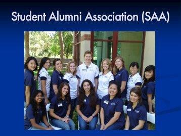 (SAA) PowerPoint(PDF) - Cal Aggie Alumni Association