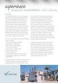 Waukesha® Medium Power Transformers - SPX Transformer ... - Page 3