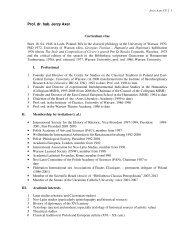 Prof. dr. hab. Jerzy Axer - Mpd.ibi.uw.edu.pl