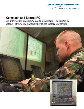 C2PC Data Sheet - Northrop Grumman Corporation