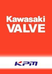 Kawasaki一般汎用バルブ(PDF:10MB)