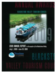 Download PDF - Blackstone Valley Tourism Council