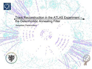 The Deterministic Annealing Filter - fleischmann-netz.de