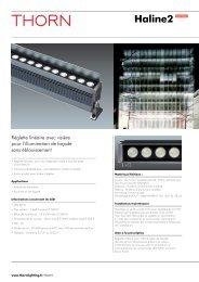 Haline2 - THORN Lighting