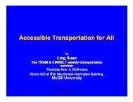 International Centre for Accessible Transportation