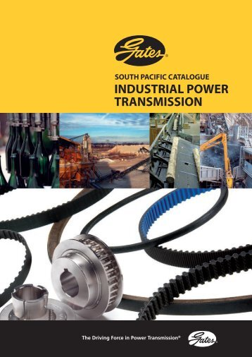 INDUSTRIAL POWER TRANSMISSION