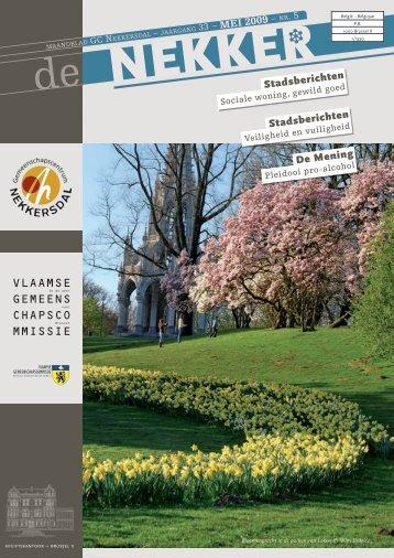 201009021138_De Nekker mei 2009.pdf - Laken-Ingezoomd.be