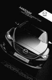 Broschüre bestellen - Mazda