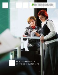 ECHT LEBENSNAH In touCh wIth LIfe - FRIES IMMOBILIEN