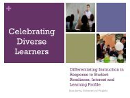 Celebrating Diverse Learners - AAEGT