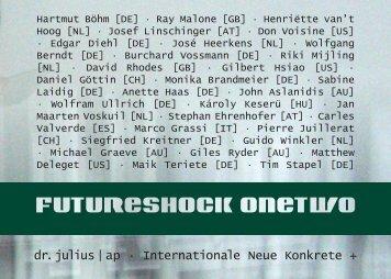 dr. julius   ap · Internationale Neue Konkrete +