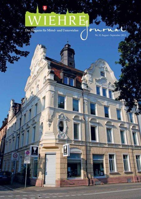 Wiehre-Journal 32 - Bürgerverein Mittel- und Unterwiehre e.V.