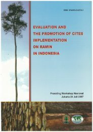 Prosiding Workshop Nasional Jakarta 24 Juli 2007 - ITTO
