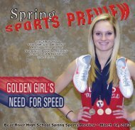 Bear River High School Spring Sports Preview • March ... - the Leader