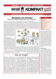 Ausgabe April 2009 - MKM Marketing Institute GmbH