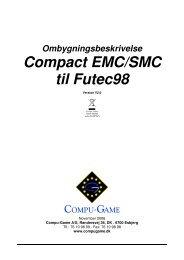 Compact EMC/SMC til Futec98 - Compu Game