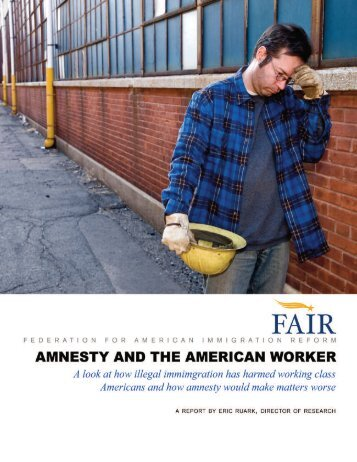 Executive Summary - Federation for American Immigration Reform