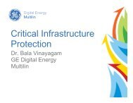 Critical Infrastructure Protection - India Core