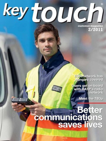 2/2011 - Key Touch magazine