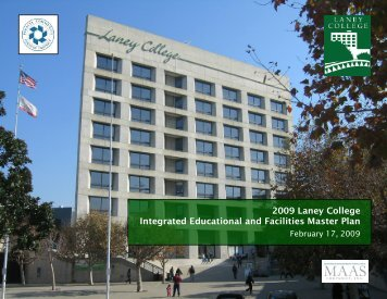 2009 Laney College Integrated Educational and ... - Peralta Colleges