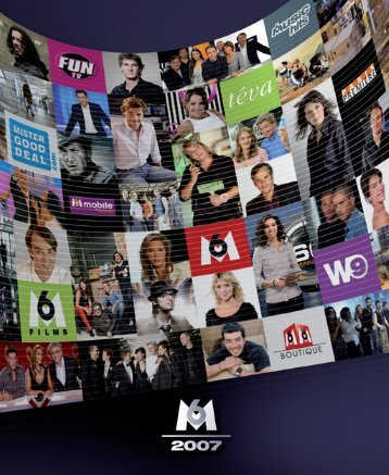 2007 Annual report - Groupe M6