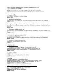 Protokoll fra ordinær generalforsamling i Solrabben ... - Herborvi.no