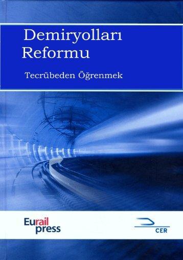Demiryolları Reformu - Tcdd