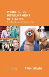 Workforce development initiative: from consideration to ...