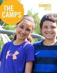 2013 Brochure (pdf) - Babson College