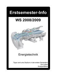 Energietechnik - Technische Fakultät