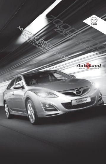 Preisliste - bei Mazda AutoLand in Frankfurt